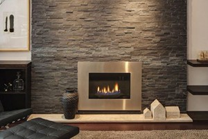 FIREPLACE - ANATOLIA LEDGESTONE CARBON 2