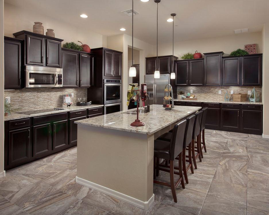 Kitchen Ragno Boardwalk Grey