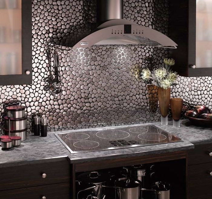 Kitchen Furniture Inspiration Modern Granite: SOLISTONE METAL PEBBLES ASTRO