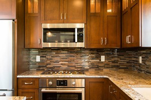 KITCHEN BACKSPLASH - ANATOLIA FUSION ROCK
