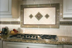 KITCHEN BACKSPLASH - ST GAUDENS BALBOA