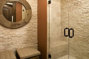 SHOWER - ANATOLIA LEDGESTONE IVORY SPLIT FACE