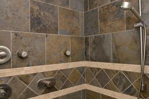 SHOWER - RAGNO CALABRIA BLACK
